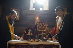 В день Владимирской иконы Божией Матери в Лавре прошли праздничные богослужения