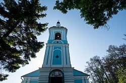 В праздник Вознесения Господня епископ Сергиево-Посадский Парамон совершил торжественные богослужения