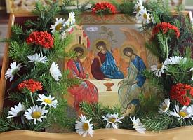 Проповедь в день Пятидесятницы. Архимандрит Георгий (Тертышников)