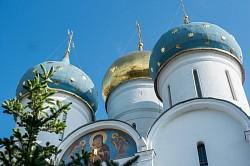 В Лавре прошли праздничные богослужения в честь иконы Богородицы «Споручница грешных»