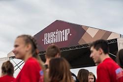 Умельцы лаврских мастерских приняли участие в фестивале «Русский мир»
