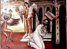 Троицкие цветки с луга духовного. Смерть праведников