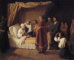 Славословие Бога в болезнях