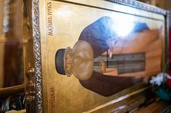 Лавра торжественно празднует 23-ю годовщину обретения мощей преподобного Максима Грека