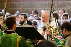 В Свято-Троицкой Сергиевой Лавре начались торжества памяти преподобного Сергия Радонежского