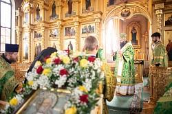 Наместник Лавры возглавил торжества престольного праздника в Софрино