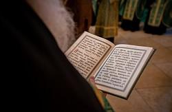 Епископ Парамон совершил всенощное бдение в канун памяти преподобного Серафима Саровского