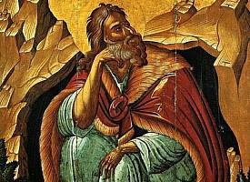Проповедь в день памяти пророка Божия Илии. Архимандрит Илия (Рейзмир)