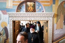 Лавру и Академию посетила делегация Православной Церкви в Америке (ВИДЕО)