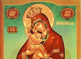 Праздник в честь Почаевской иконы Божией Матери