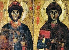 День памяти святых благоверных князей Бориса и Глеба
