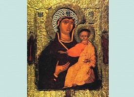 Икона Богородицы «Одигитрия» Сергиевская в Троице-Сергиевой Лавре