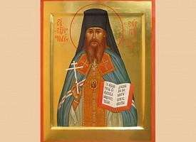 Преподобномученик Сергий (Шеин), настоятель Петроградского подворья Троице-Сергиевой Лавры