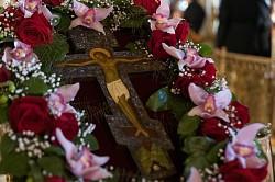 Архимандрита Кирилл (Павлов). Проповедь в праздник изнесения Честных Древ Животворящего Креста Господня