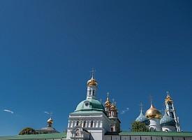 Из истории развития Троице-Сергиевой Лавры
