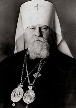 Митрополит Николай (Ярушевич). Божия Матерь всегда с верующими в Своих святых иконах