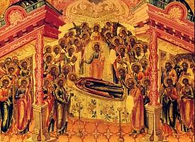 Слово в предпразднство Успения Пресвятой Богородицы. Архимандрит Кирилл (Павлов)