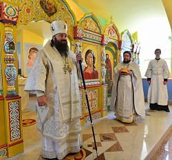 Проповедь наместника Лавры после великого освящения храма святого князя Игоря Черниговского