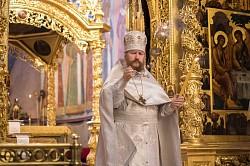 Архимандрит Павел (Кривоногов) назначен наместником Саввино-Сторожевского монастыря