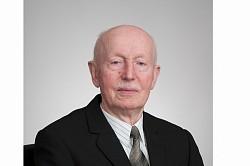 Братия Лавры поздравляет профессора МДА К.Е. Скурата с 90-летием