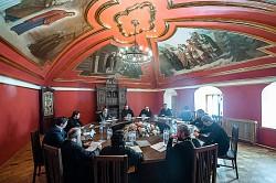 Епископ Парамон возглавил совещание по вопросу организации дня памяти архимандрита Матфея (Мормыля)