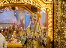 В 10-ю годовщину преставления Лавра молилась о приснопамятном архимандрите Матфее (Мормыле)