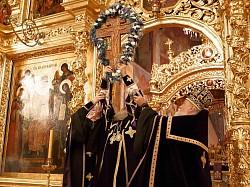 Архимандрит Кирилл (Павлов). Знамя победы и веры