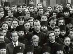 Троицкий синодик. Диакон Георгий (Баглюков, † 1996)