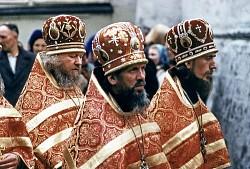 Троицкий синодик. Архимандрит Стефан (Смычников, † 1993)