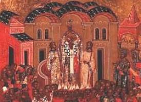 Отдание праздника Воздвижения Честного и  Животворящего Креста Господня