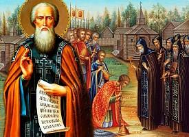 Келейные и домовые иконы в литургической практике Троице-Сергиева монастыря