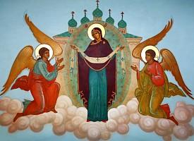 Покров – праздник молитвы