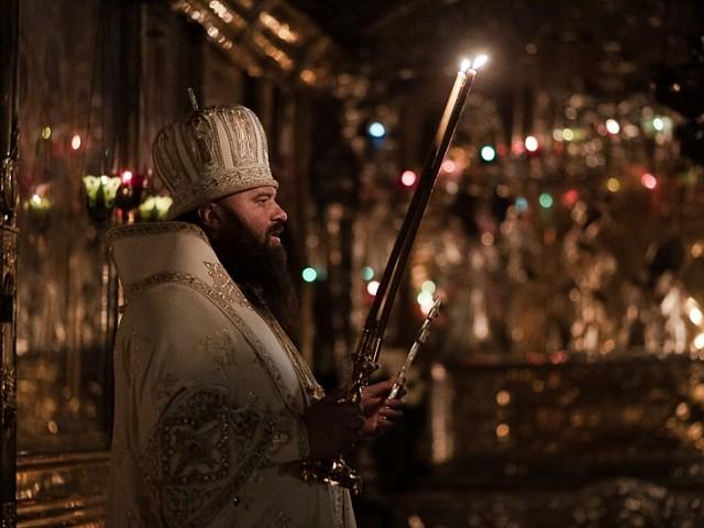Епископ Сергиево-Посадский Парамон совершил воскресную Литургию в день памяти великомученицы Параскевы