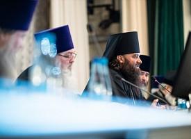 Епископ Парамон возглавил региональные Рождественские чтения Северного викариатства