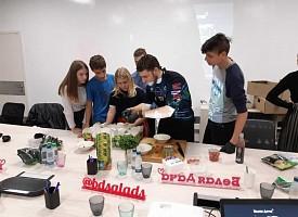 Шаг в профессию – ученики школы-интерната преподобного Сергия побывали на заводе в Котельниках
