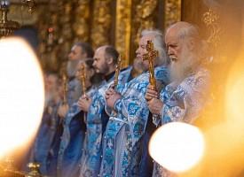 Проповедь о причащении Святых Христовых Таин. Архимандрит Илия (Рейзмир)