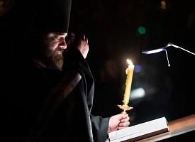 Проповедь во вторник первой седмицы Великого поста. Епископ Сергиево-Посадский Парамон