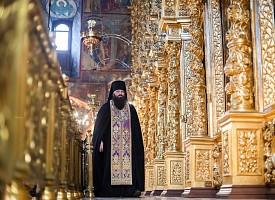 Проповедь в среду первой седмицы Великого поста. Епископ Сергиево-Посадский Парамон