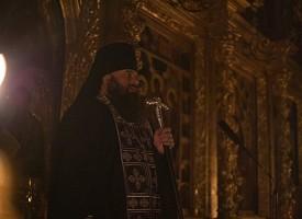 Проповедь в субботу первой седмицы Великого поста. Епископ Сергиево-Посадский Парамон