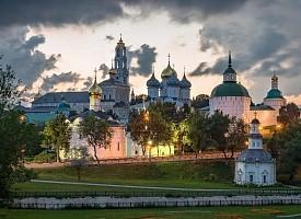 Троице-Сергиева Лавра и русская культура