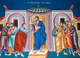 Слово в Неделю апостола Фомы. Митрополит Григорий (Чуков)