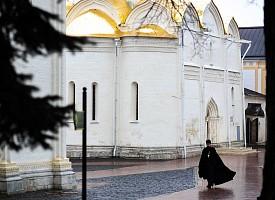 Троицкий патерик. Преподобный Симон Троицкий, экклесиарх, ученик преподобного Сергия