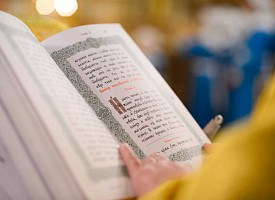 Слово на евангельское чтение в Неделю 6-ю по Пасхе, о слепом. Архимандрит Кирилл (Павлов)
