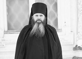 В день отдания праздника Пасхи отошел ко Господу иеродиакон Поликарп (Сидоров)