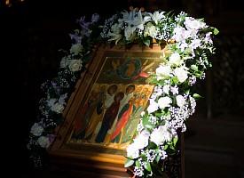 Слово в праздник Вознесения Господня. Святитель Филарет Московский