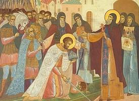 Троицкий патерик. Благоверный великий князь Димитрий Донской, собеседник преподобного Сергия