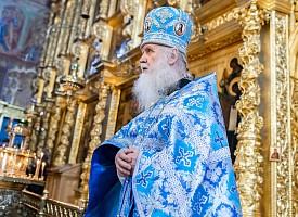 Проповедь в день празднования в честь Владимирской иконы Богоматери. Архимандрит Илия (Рейзмир)
