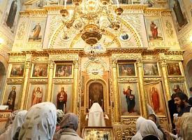 Проповедь в день Святого Духа. Митрополит Николай (Ярушевич)