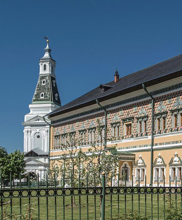 Свято-Троицкая Сергиева Лавра и Московская духовная академия