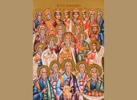 Проповедь насельника Троице-Сергиевой Лавры иером. Филиппа (Неседова) в Неделю 29-ю по Пятидесятнице, святых праотец